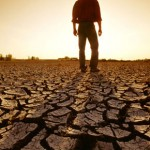 Drought and climate change: Cloud nein