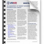 USAID Assessment of Market Information Systems in Africa