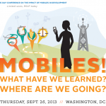 Please RSVP for Mobiles! What Have We Learned? Where Are We Going?