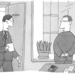Strategic Humor: Cartoons from the November 2013 Issue