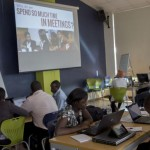 Affordable business training for entrepreneurs and community members at iHub