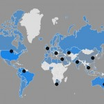 Map: The Sad State of Global Workplace Engagement