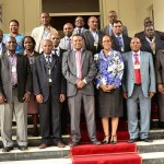 Regional experts meet to discuss sustainable management of industrial effluent in East Africa