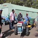 Small-scale mechanization advancing farming systems to improve food, nutrition, and income security in Ethiopia