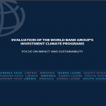 Tracking the impact of investment climate reform in Sub-Saharan Africa