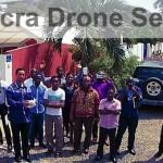 UAV Drones Can Accelerate Development in Ghana