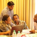 From research plots to farmer fields: Africa RISING – NAFAKA partners discuss scaling plans in Tanzania
