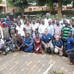 Uganda butchers trained through partnership with Veterinarians Without Borders