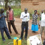 Uganda pig farmers trained in biosecurity measures to control African swine fever