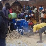 Tanzania farmers save on labour and cut food losses