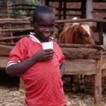 Leveraging behaviour change communication to improve nutrition in Kenya