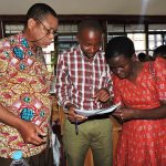 Tanzania milk traders identify business strengths and weaknesses