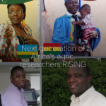 Next generation of Africa's agricultural researchers RISING