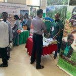 WorldVeg and Africa RISING serve up an exciting improved vegetables exhibition at the Tanzania Agribusiness Forum 2020