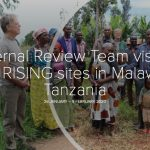 External Review Team visit to Africa RISING sites in Malawi and Tanzania – a photo report